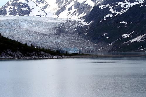 Glacier Bay - Dirty Glacier