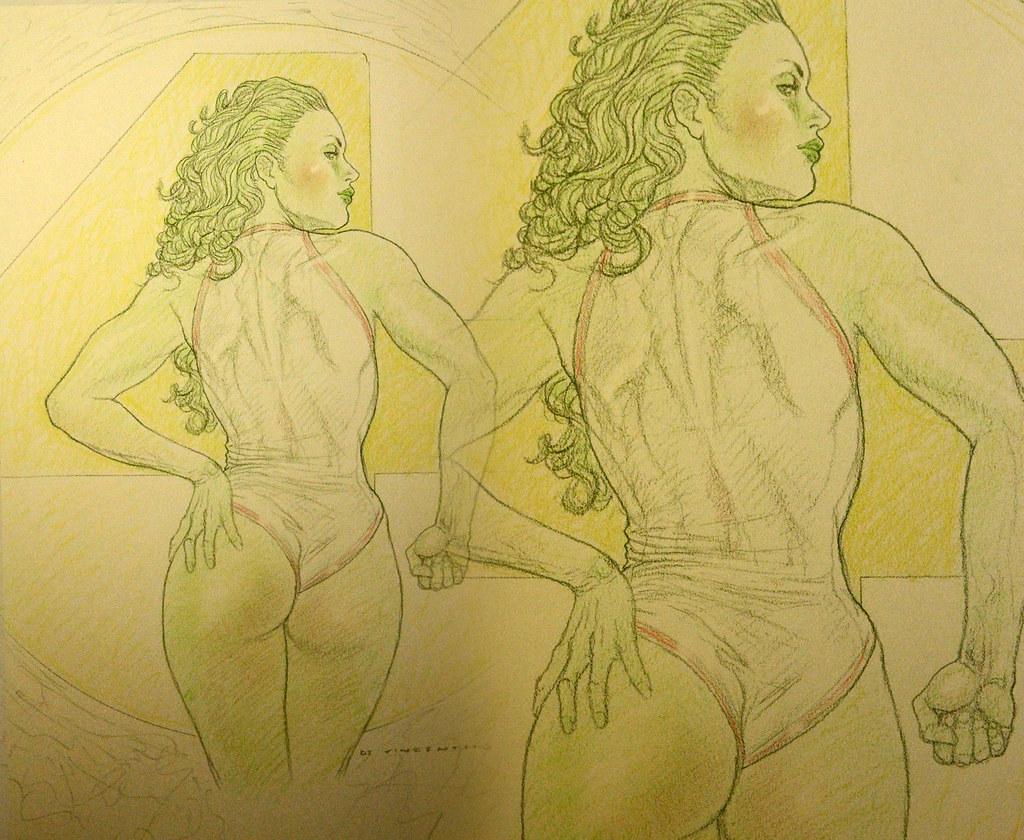 she hulk Adriano De Vincentiis