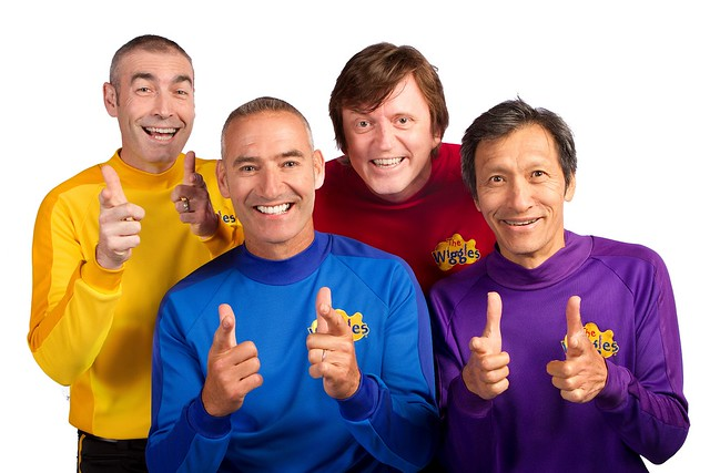The Wiggles Presale Password and $10 Discount Offer