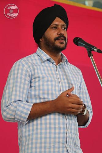 Amritpal from Mumbai, expresses his views