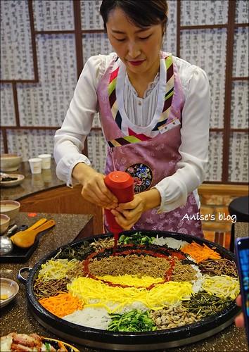 韓國傳統石鍋拌飯文化體驗館_020