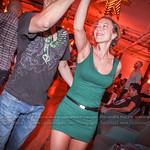 Salsa dancing in Montreal.