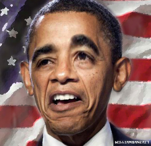 OBAMA2 by Colonel Flick