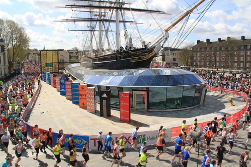 Virgin London Marathon 2012 - Cutty Sark | by Uretopia
