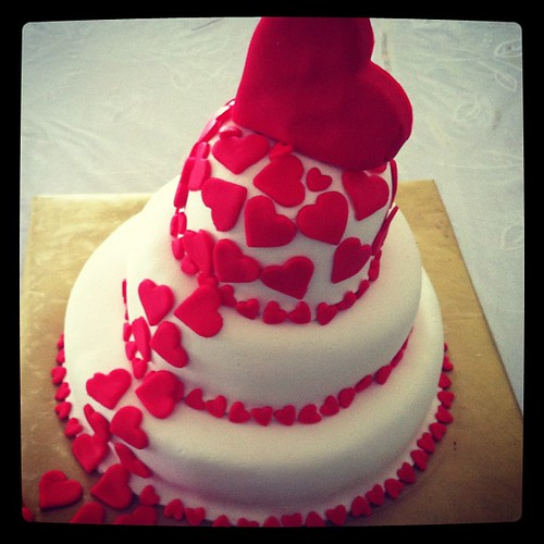Nişan pastası by l'atelier de ronitte