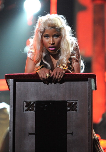Nicki Minaj 2012 GRAMMY AWARDS 7