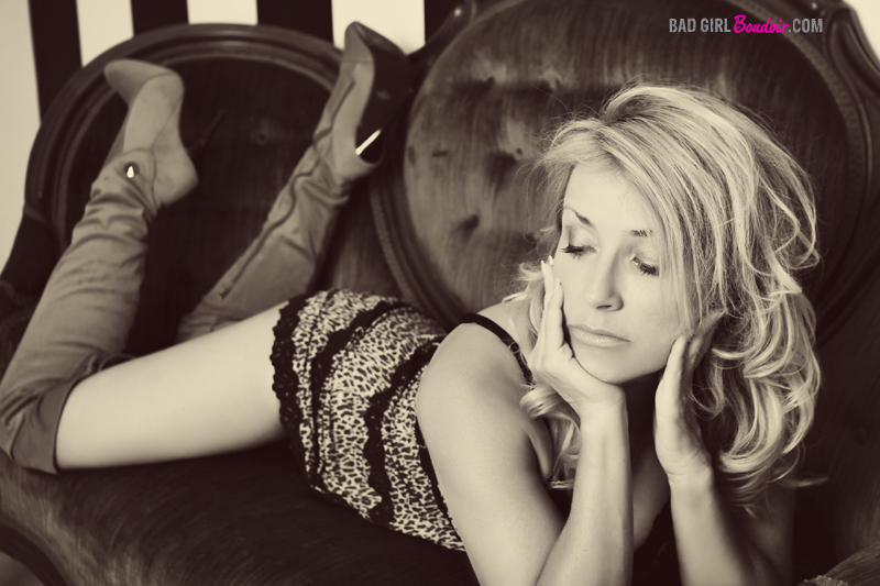Tasteful Boudoir Photography for Women, Florida