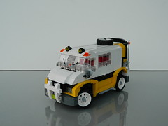 5550 Custom Rally Van (Redesigned)