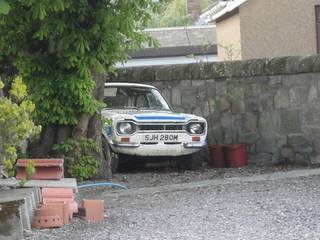 1973 Ford Escort 1300 Base