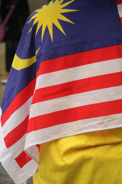Flag of our country, Malaysia