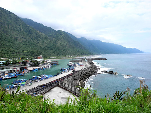 Shihti Fishing Harbor