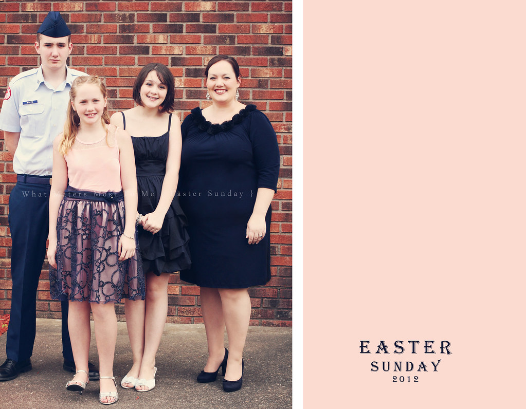 Easter Sunday Blog
