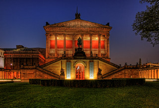 Berlin - Alte Nationalgalerie 05