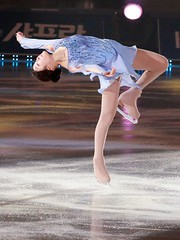 All That Skate Spring 2012 / Queen YUNA KIM
