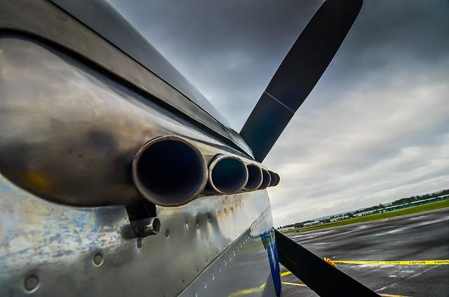"""P-51B Mustang """"Impatient Virgin"""""""
