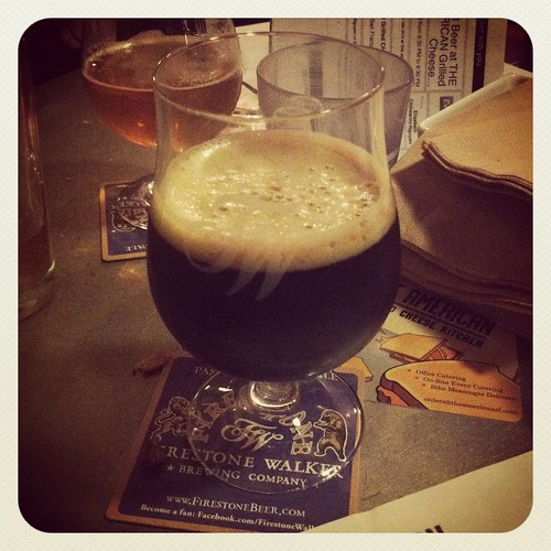 Firestone Walker's Reserve Robust Porter