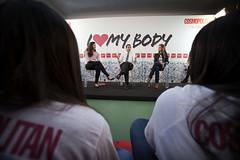 """Presentación de los talleres """"I love my body"""""""