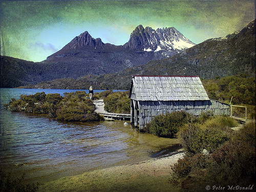 The Old Boatshed - Texture