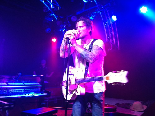 Butch Walker @ 12th and Porter in Nashville