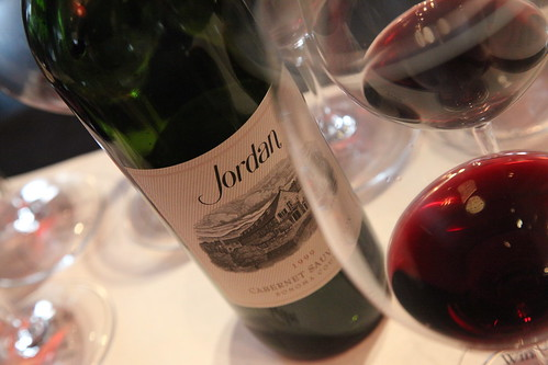 Jordan Cabernet Retrospective Tasting & Luncheon at Joule Hotel, Dallas