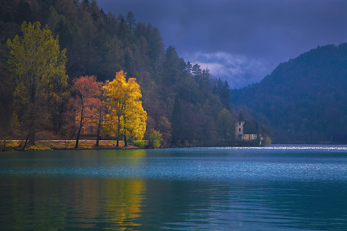 Bled,Slovenia by David Butali