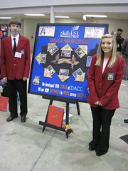 Promotional Bulletin Board - Skills State 2012