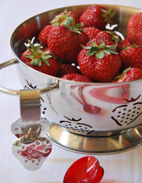 fragole strawberries