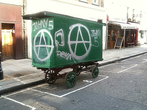 The Fearsome Anarchy Wagon