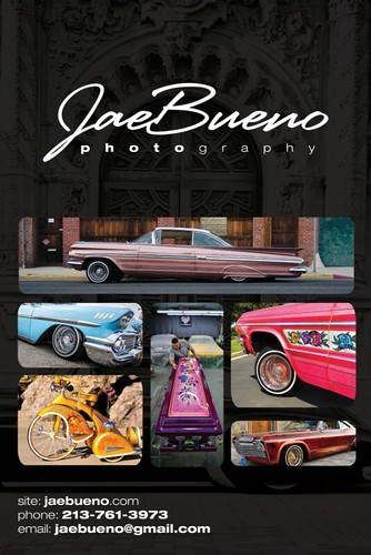 Event Coverage ~ DePalma Art & Kustom Car Show ~ Costa Mesa