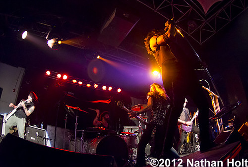 Pop Evil - 04-29-12 - Club Fever, South Bend, IN