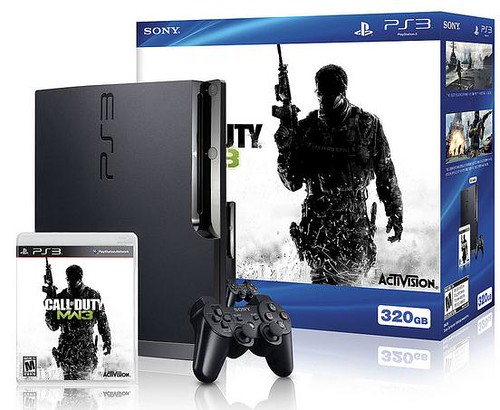 call of duty-mw3 and ps3