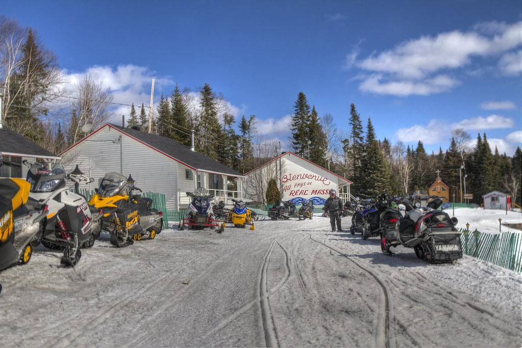 Skidoo Rest Stop