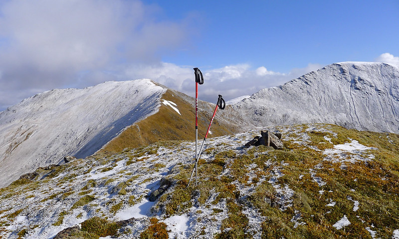Summit of Sgurr nan Conbhaire