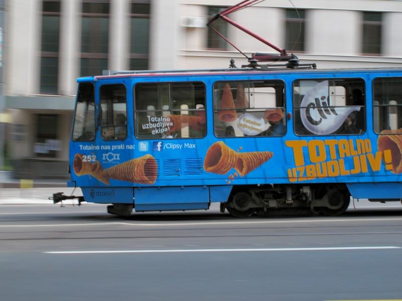 Tramway@Belgrade