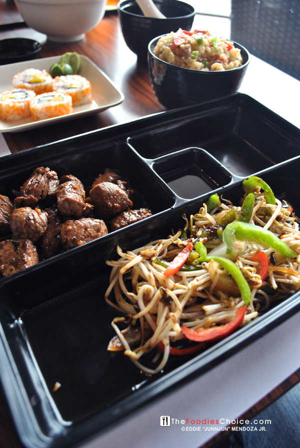Beef Misono Bento at Mr. Misono