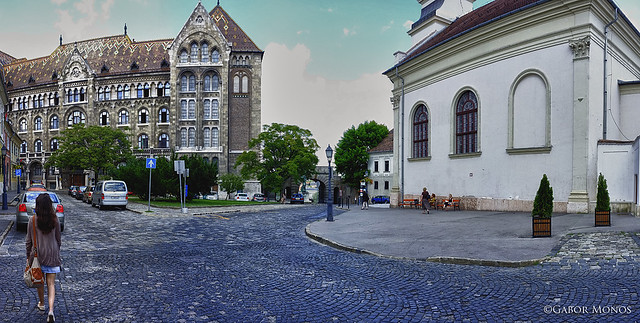 20 minutes in the Buda castle_2