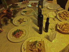 Eating in Umbria