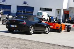 Honda S2000 & Westfield