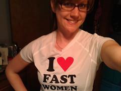 I <3 Fast Women