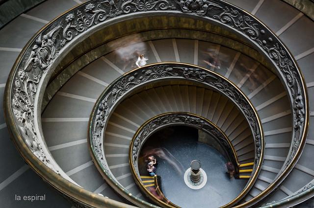 223/366: la espiral