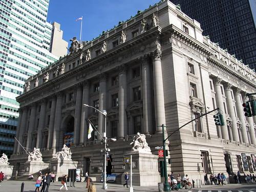 Alexander Hamilton U.S. Custom House, Manhattan, New York