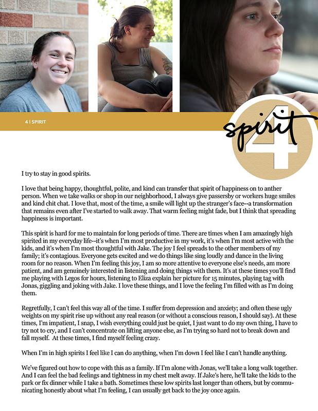 31 Days | Spirit