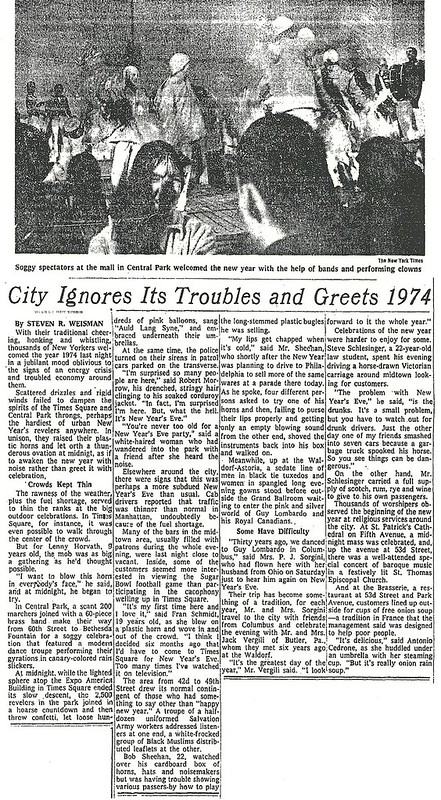 01-01-74 New York Times (City Greets 1974)