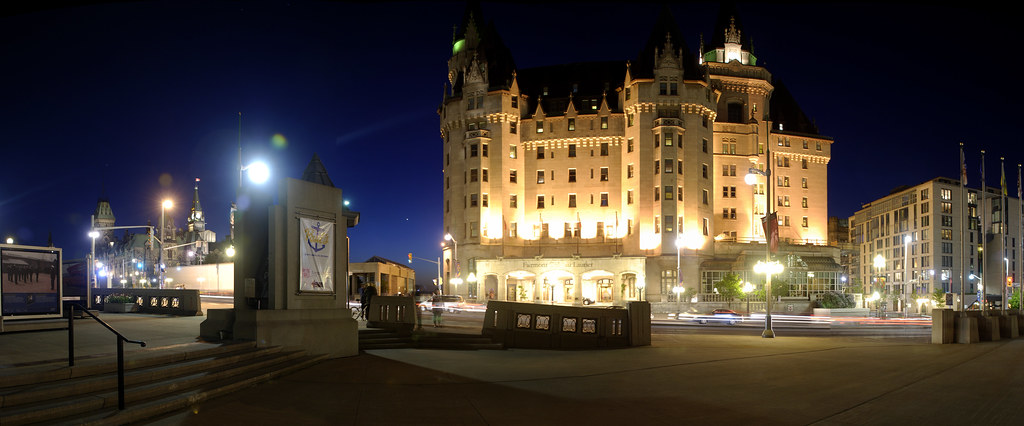 Evening in Ottawa 2012
