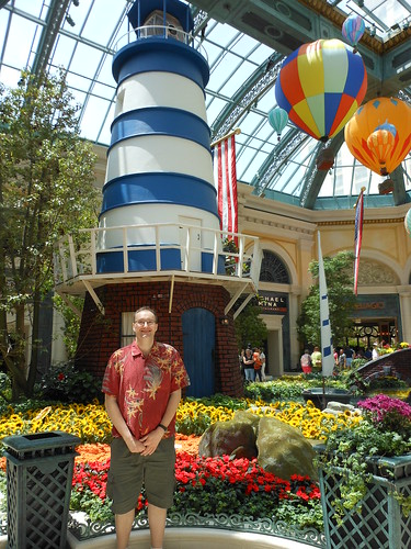 Chris at Bellagio