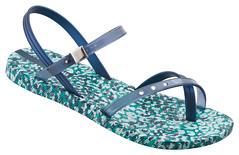 Sandal Premium III Fem (green_blue-white)