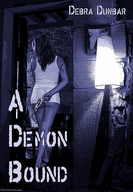 A Demon Bound (Book Cover)