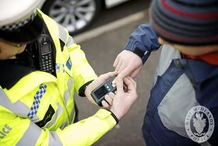Day 150 - West Midlands Police - Mobile Fingerprint Scanners