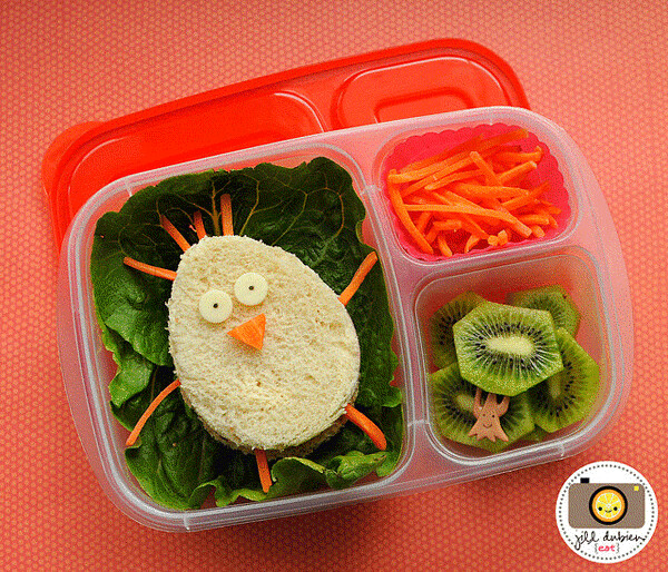 a sweet little chick easylunchbox