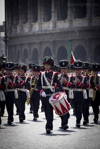 Festa della Repubblica - Parata militare 2 Giugno 2012